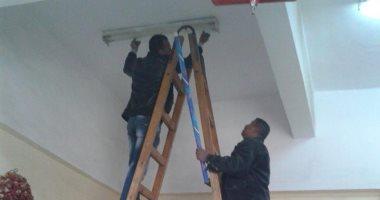جامعة الزقازيق تنظم دورات تدريبية للعمال لسد العجز فى العمالة الفنية
