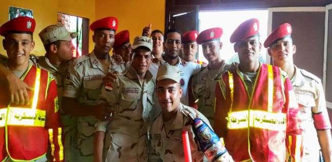 """الأسطورة """"محمد رمضان"""" هيروح الجيش"""