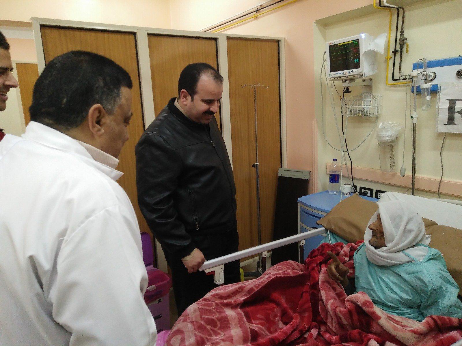 """""""صحة الشرقية"""": زيادة الحضانات بمستشفى القرين المركزى"""
