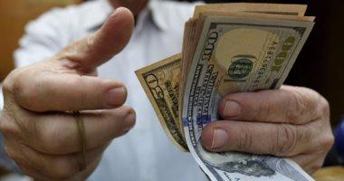الدولار يسجل 18.90 جنيه فى نهاية تعاملات اليوم