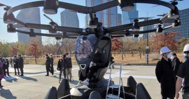 التاكسى الطائر بدون سائق يصل كوريا الجنوبية خلال 4 سنوات