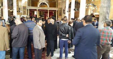 وزير الصحة : 25 قتيلا و49 مصابا فى انفجار الكاتدرائية