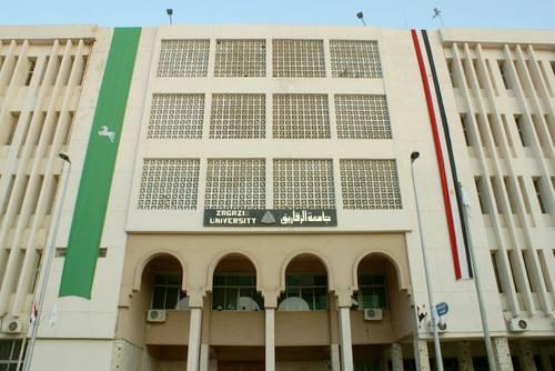 وفاة دكتور بـجامعة الزقازيق أثناء اجتماع بمبني إدارة  الجامعة بعد فشل محاولات إنقاذه