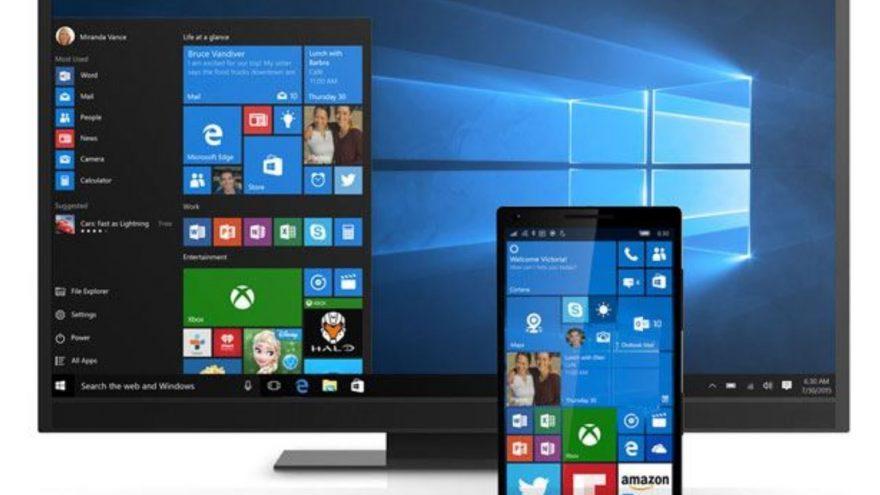 مايكروسوفت تطلق نسخة معاينة جديدة من نظام ويندوز 10