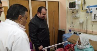 مد مستشفى أبو حماد المركزى فى الشرقية بأجهزة جديدة بالجهود الذاتية