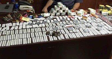 مكافحة مخدرات الشرقية تضبط موظفا بمديرية الإسكان بحوزته 3000 قرص مخدر