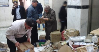 رئيس جامعة الزقازيق يقود قافلة طبية لقرى محافظة السويس