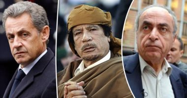 الإدعاء الفرنسى: التحقيق فى تمويل ليبيا لحملة ساركوزى لا تعتمد على أقوال تقى الدين فقط