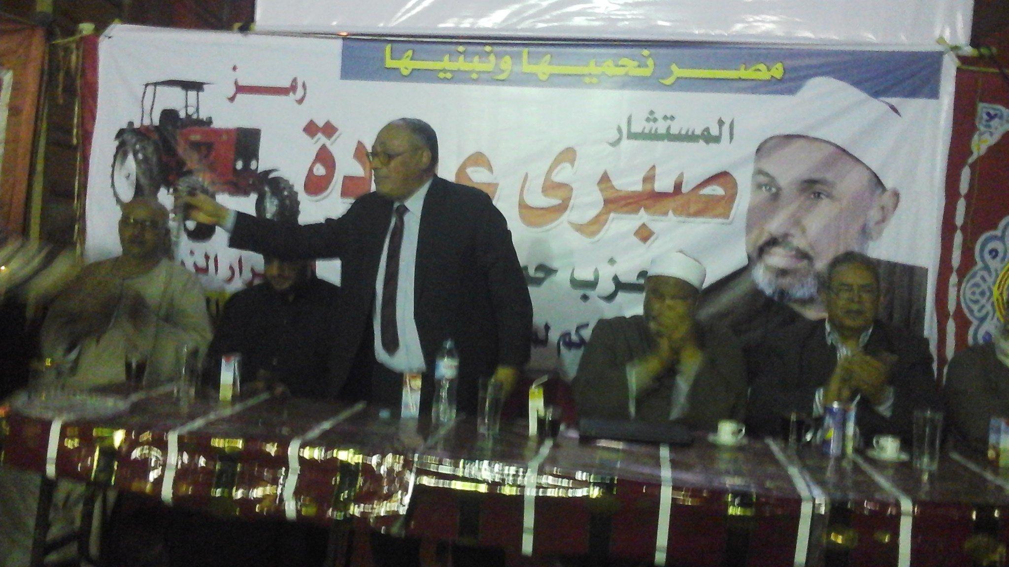 """مستشار """"الأوقاف"""" المرشح على مقعد """"المصيلحى"""": الوطن بحاجة لتكاتف المصريين"""