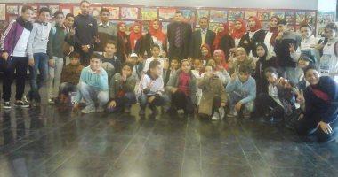 جامعة الزقازيق تنظم رحلة عملية لطلاب جامعة الطفل للمعرض الدولى بدار الأوبرا