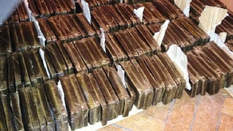 ضبط أحد أعضاء الهيئة القضائية بالشرقية وبحوزته كمية كبيرة مخدر الحشيش
