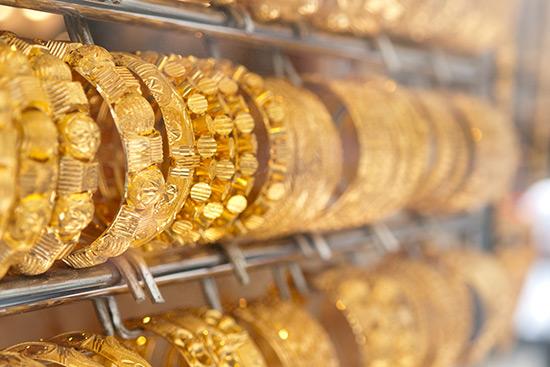 إرتفاع تاريخي لأسعار الذهب .. تعرف على اسعار الذهب اليوم الثلاثاء 25/10/2016