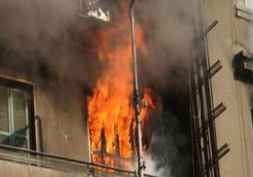 إصابة أمين شرطة برصاص بلطجية أثناء السيطرة على حريق شقه ببلبيس