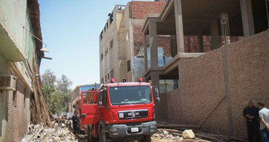 نشوب حريق بمصنع سبائك معدنية فى مدينة العاشر من رمضان